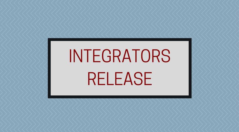 Integrators Release